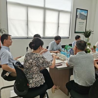 6.24上级政府部门考察工作 (2)